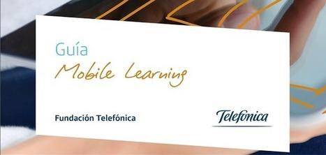 Crea y Aprende con Laura: Guía de Mobile Learning de Curalia | Aprendizaje movil, MLearning | Scoop.it