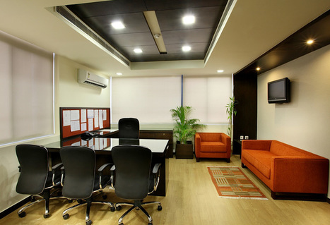Corporate interior design delhi india office interior for Interior design solutions
