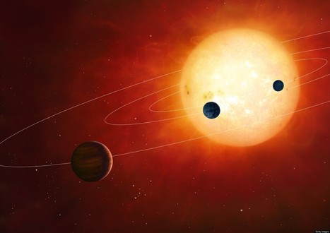 Rare Star Alignment May Open Up Search For Our Nearest Alien Neighbours | UFO Matrix Magazine | Scoop.it