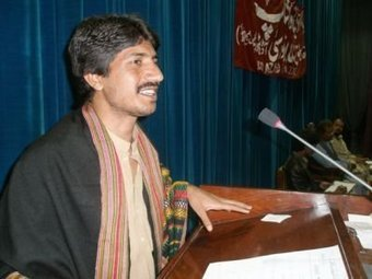 Missing Zakir Majeed Baloch, abducted by Pakistani authorities, June 8, 2009 | Human Rights and the Will to be free | Scoop.it