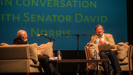 Bloomsday Interview: Stephen Fry with David Norris – Listen Now! | The Irish Literary Times | Scoop.it