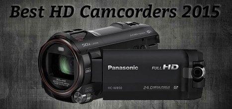 Top 10 Best HD Camcorders 2015 | Top Ten Lists | Scoop.it