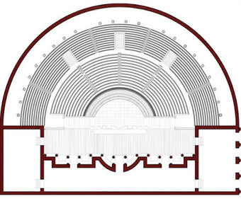 Roman theatre of Fano forgotten under ex-factory | Monde antique | Scoop.it