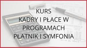 Kurs Kadry i Płace w porgramach Płatnik i Symfonia -COGNITY - | Kurs Excel Cognity | Scoop.it