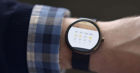 Android Wear: Google's Wearables Platform Is Here | Without model | Scoop.it