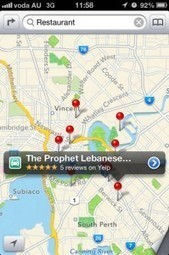 Has your business dropped off the (Apple) Map? | Lokale Suche News | Scoop.it