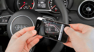 Metaio releases Interactive Augmented Reality manual for drivers - HUD Display - Augmented Reality | HUD Display and Augmented Reality | Scoop.it