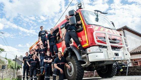 Journée de manœuvres pour les jeunes sapeurs-pompiers   Sapeurs-pompiers de France   Scoop.it