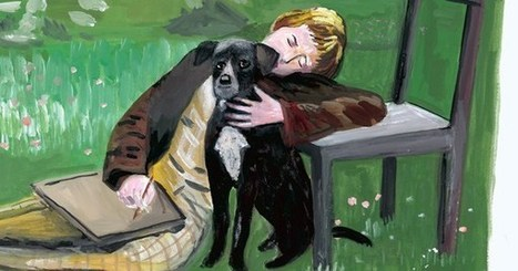 Beloved Dog: Maira Kalman's Illustrated Love Letter to Our Canine Companions | Brain Candy | Scoop.it