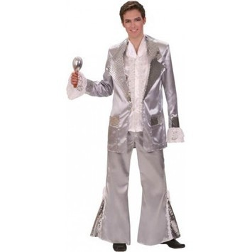 Costume Disco Argent | Cbodeco.com - Boutique Festive | Scoop.it