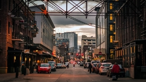Why Tech Leaders Are Following Google to Portland | Competitive Edge | Scoop.it