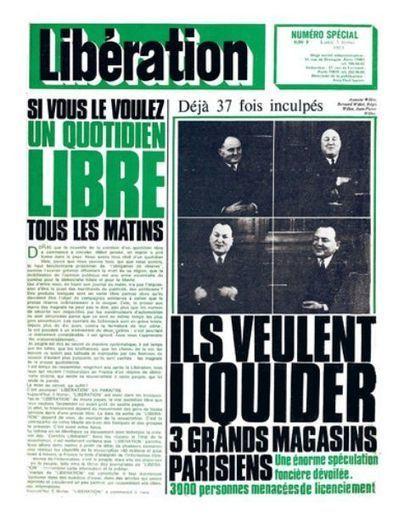 BON ANNIVERSAIRE – «Libération» a 40 ans   Le Monde   Remue-méninges FLE   Scoop.it