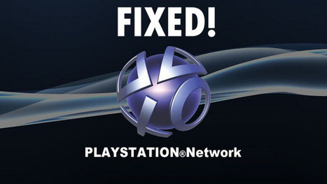 PlayStation Network down again? How to Fix It - GadgetSpider   ReSCOOPED   Scoop.it