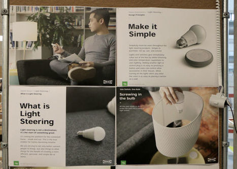 IKEA's Building a Super Cheap and Versatile Smart Home System   News we like   Scoop.it