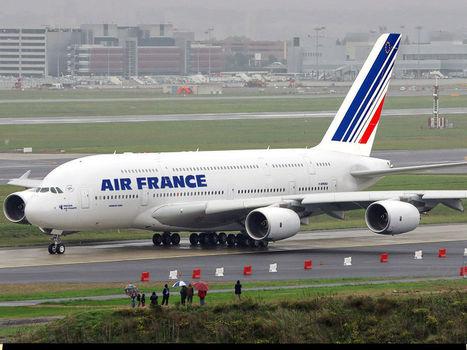 Dans les coulisses de la maintenance de l'A380 par Air France   Actu de la maintenance   Scoop.it