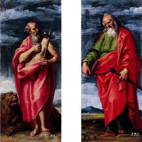 San Jerónimo y san Pablo | Pablo de Tarso | Scoop.it