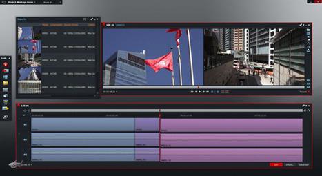 Montage vidéo : Lightworks 12.0 disponible pour Mac   100% e-Media   Scoop.it