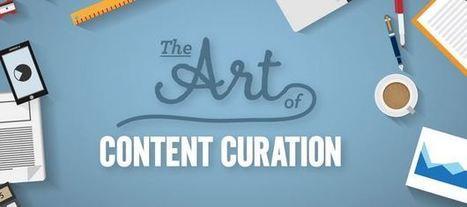 Curation de contenus : 5 bonnes raisons de pratiquer pour influencer | Social Media | Growth Hacking | Digital | Startup | Scoop.it