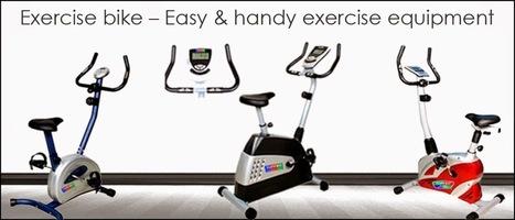 Buy Exercise Bike Online | Fitness | Scoop.it
