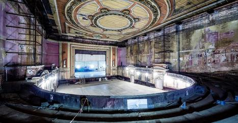 Alexandra Palace's lost theatre to be reopened after 80 years | News in Conservation | Scoop.it