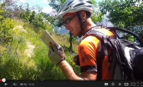 Vidéo de la cartopartie estivale de la Via Alpina | OpenStreetMap France | Cartographie collaborative | Scoop.it