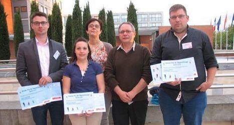 Apprentissage : Mélanie Cédric et Yohann à l'honneur   Lycée des métiers Philippe Tissié à Saverdun (Ariège)   Scoop.it