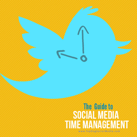 The Guide To Social Media Time Management | Social Media by BeSocialOnline | Scoop.it