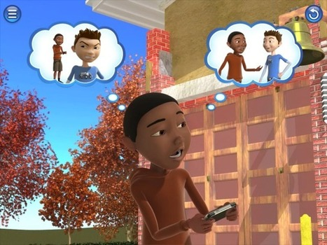 Inventive Games That Teach Kids About Empathy and Social Skills | community development | Scoop.it