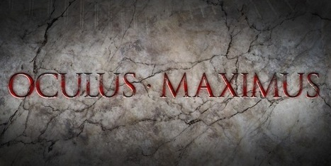 Oculus Maximus- Be a Gladiator with this Virtual Reality Game | Augmented Reality Trends | V_AR | Scoop.it