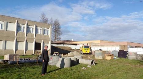 Dol-de-Bretagne. Trois ans de travaux au lycée Alphonse-Pellé | abibois | Scoop.it