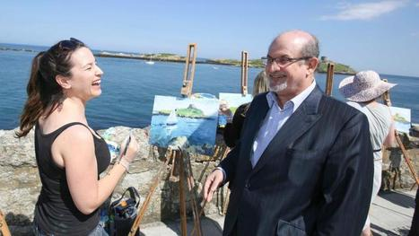 Hot debate at sunny Dalkey book event - Irish Times | The Irish Literary Times | Scoop.it
