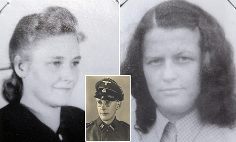 Former Nazi death camp guards probed over role in mass murder | British Genealogy | Scoop.it