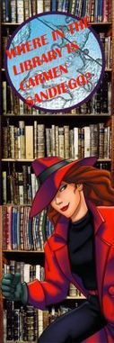 Where in the Library is Carmen Sandiego?: An Interactive Library Mystery Game | Lafayette College Library · Lafayette College | More TechBits | Scoop.it