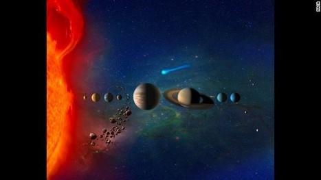 Científicos: El sistema solar está dentro de una burbuja de gas muy caliente | GeekNautas | Scoop.it