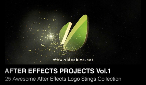 Comment on 25 Awesome After Effects Logo Stings Collection (Holiday Edition) by 30 Amazing Infographics After Effects Project of 2013 - Ready to Use | Daily Design Notes | Scoop.it