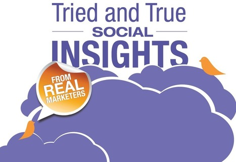 50 Tried and True Social Insights from Real Marketers – Marketo | SEO Copywriting | Scoop.it