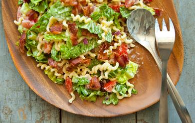 BLT Pasta Salad | The Butter | Scoop.it