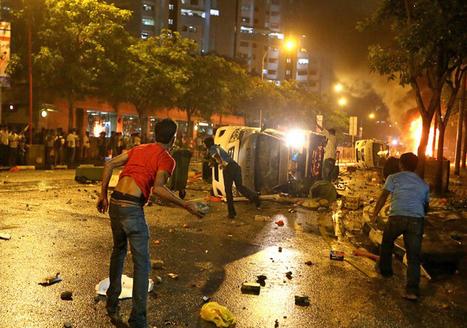 Singapore riot ignites burning class issues | Local politicians | Scoop.it