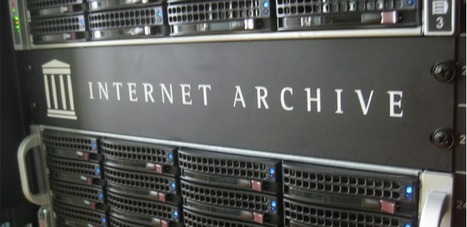 The Internet Archive da miles de archivos en descarga gratuita | Contenidos digitales | Scoop.it