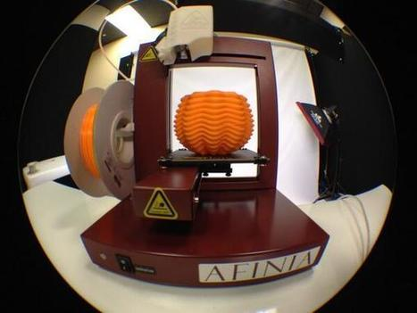 Twitter / Afinia3DPrint : Our first photo taken with ... | Afinia | Scoop.it