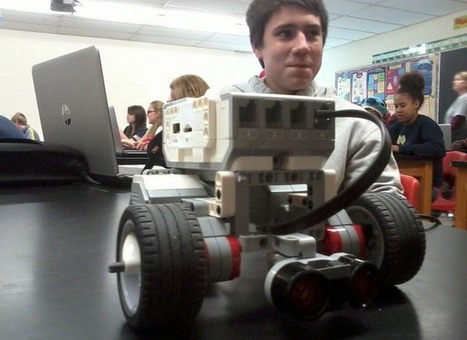 Technology gets younger: Orchard View Middle School introduces new robotics class to eighth-graders | Prendi eLearning Specialist Subjects & Languages Technology | Scoop.it