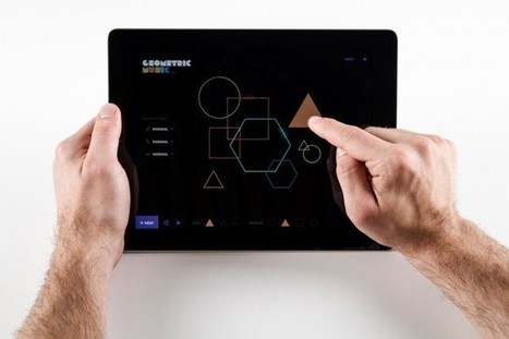 These Apps Use Quicker Interfaces To Encourage More People to Use Sound | Music Representation as a Tool | Scoop.it