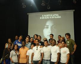 Cuba lanza la Campaña El Valiente No Es Violento   Comunicando en igualdad   Scoop.it