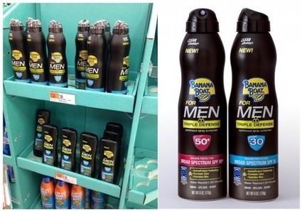 A Reluctant Defense of Sunscreen for Men » Sociological Images | UnGender Pink | Scoop.it