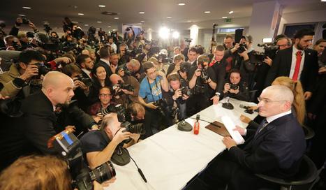 """Jodorkovski: """"La empresa sin responsabilidad social, no tiene ... - La Voz de Rusia   HONESTIDAD SOCIAL   Scoop.it"""