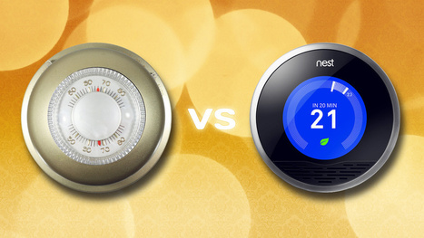 What Can a Smart Thermostat Do that Mine Can't Already Do? | The SmartHome | Scoop.it