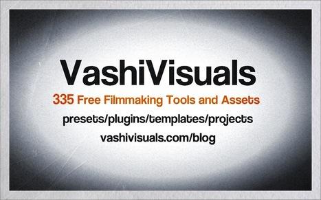 335 Free Filmmaking Tools | VashiVisuals Blog | Editing | Scoop.it