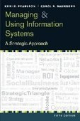 Managing and Using Information Systems, 5th Edition - Fox eBook | Managing and Using Information Systems, 5th Edition | Scoop.it