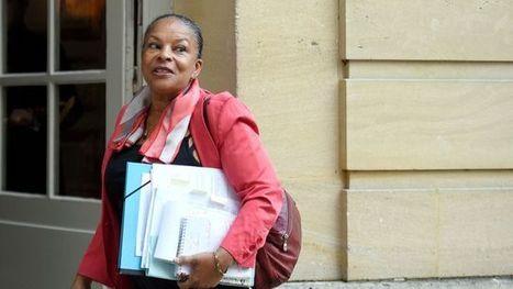 Christiane Taubira démissionne du gouvernement | PHMC Press | Scoop.it