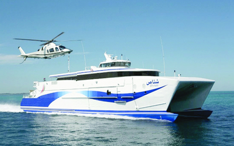 Passengers on NFC ferries up by 20.3 pc - Oman Daily Observer   Urban Water Transportation - Ferries   Scoop.it
